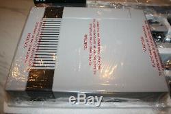 Nintendo NES Deluxe Set Console withGyromite + Duck Hunt Hangtabs NEW SEALED RARE