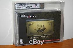 Nintendo New 3DS XL Console Majora's Mask Limited Edition NEW SEALED MINT VGA 90