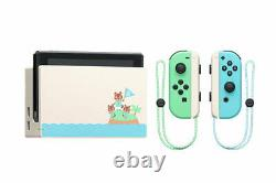 Nintendo Switch Animal Crossing Special Edition NEW Sealed In Box FAST SHIP