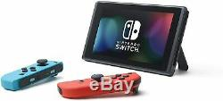 Nintendo Switch Console Neon with improved battery Brand New & Sealed