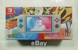 Nintendo Switch Lite Pokemon Sword (Zacian & Zamazenta) NEWithSEALED