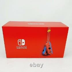 Nintendo Switch Mario Red & Blue Edition Console Sealed 2 Year warranty