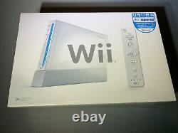 Nintendo Wii Sports White Game Console Brand New Factory Sealed