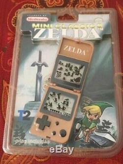 Nintendo Zelda Mini Classics Game & Watch 1998 SEALED The best Option