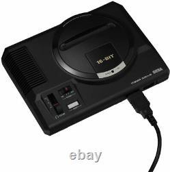 OFFICIAL SEGA Mega Drive Mini CLASSIC CONSOLE 40+ Games NEW SEALED