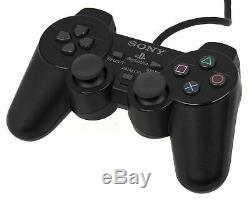 Official Sony Playstation 2 Console Slim Black NEW Sealed PS2