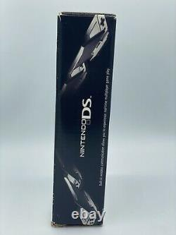 Original Nintendo DS Handheld System METROID Launch Edition NEW FACTORY SEALED