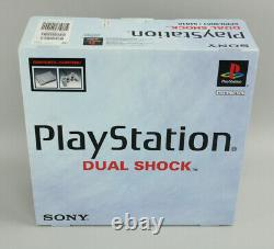 Original Sony PlayStation PS1 Dual Shock Console SCPH-9001 New & Factory Sealed