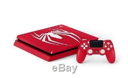 PS4 PRO 1TB Marvel's Spider Man Limited Edition with Game Bundle UK SEALED