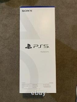 PS5 SONY PLAYSTATION 5 DISC Edition Console NEWithSEALED FREE 2-DAY SHIPPING