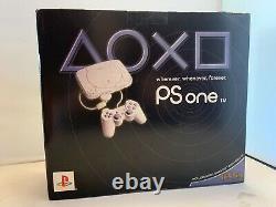 PSone Playstation 1 Factory SEALED Video Game Console PS1