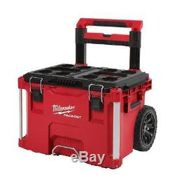 Packout Modular Tool Box Storage System, Milwaukee 22 in. Portable Weather Seal