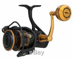 Penn Slammer III 4500 IPX6 Sealed System Spinning Fishing Reel SLAIII4500