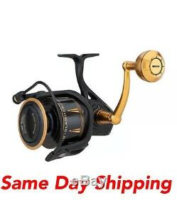 Penn Slammer III 8500 IPX6 Sealed System Spinning Fishing Reel SLAIII8500