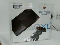PlayStation 2 (PS2 Slim) Console Black Model SCPH-90004 SEALED UKG GRADED 85NM