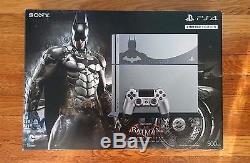 PlayStation 4 Batman Arkham Knight Limited Edition Console Bundle 500 GB SEALED