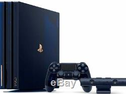 PlayStation 4 PS4 Pro 2TB 500 Million Limited Edition Console Bundle NewithSealed