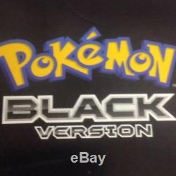 Pokemon Black Version Limited Edition DSi System Bundle Brand New & Sealed Rare