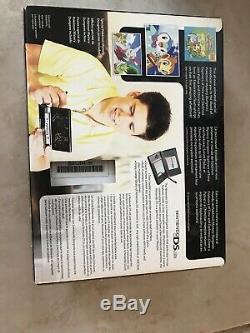 RARE Nintendo DS lite Special Edition Pokemon Black Console Factory Seal #2