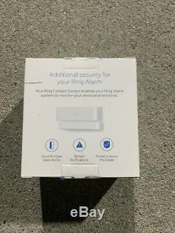 Ring Contact Sensor 8 Pack Ring Alarm System Sensors BRAND NEW Factory Sealed