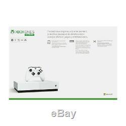 SEALED Microsoft Xbox One S 1TB All-Digital Edition Console Bundle NJP-00024