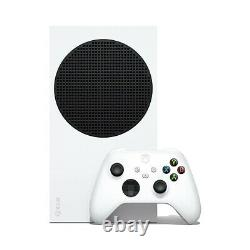 SEALED Microsoft Xbox Series S 512GB Video Game Console White IN HAND