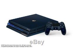 SEALED Sony PlayStation 4 Pro 2TB 500 Million Limited Edition Console Bundle PS4