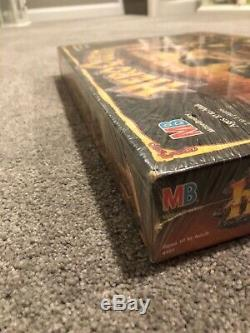 Sealed HeroQuest Game System 100% Complete Unopened Milton Bradley