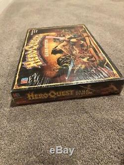 Sealed HeroQuest Game System 100% Complete Unopened Milton Bradley