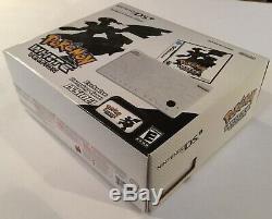 Sealed Original Nintendo DSi Pokemon White Limited Ed Box CIB Complete BRAND NEW