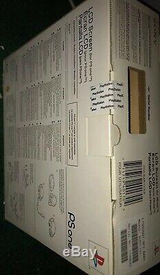 Sony PS1 PSOne 5 Inch LCD Screen SCPH-131 Factory Sealed Brand New Unused