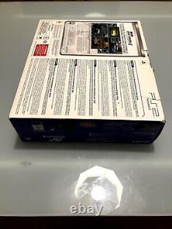 Sony PS2 Gran Turismo 4 Playstation Neuve En Boite Scellée New In Box Sealed