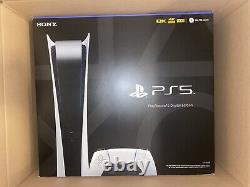 Sony PS5 Digital Edition Brand New & Sealed IN HAND Ready to SHIP