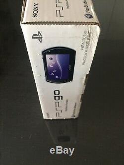 Sony PSP Go SEALED NIB NEW IN BOX NEVER OPENED MINT! 16GB PIANO BLACK