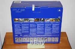 Sony PlayStation 2 PS2 Black Console Early Model SCPH-30001 NEW SEALED MINT RARE