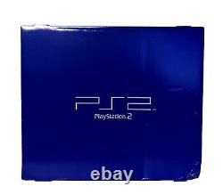 Sony PlayStation 2 PS2 Console NIB New Factory Sealed SCPH-30001 RARE