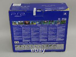 Sony PlayStation 2 PS2 Console System NIB New Factory Sealed in Box SCPH-50001