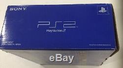 Sony PlayStation 2 (SCPH-30001) Black Fat Console Launch NEWithFactory Sealed