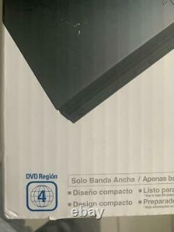 Sony PlayStation 2 Slim Black Console (SCPH-90001) NEW Factory Sealed