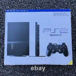 Sony PlayStation 2 Slim Console Black SCPH-79001 CB New, Factory Sealed