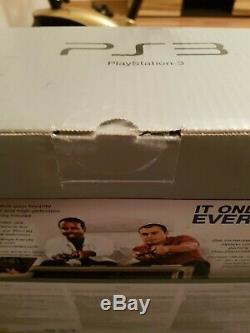 Sony PlayStation 3 Slim PS3 CECH-2501B 320GB Console-Charcoal Black NEW & SEALED
