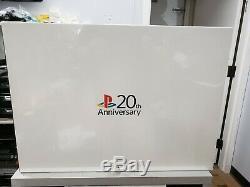 Sony PlayStation 4 PS4 20th Anniversary 500GB Console NTSC-US New Sealed Rare