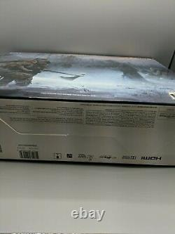 Sony PlayStation 4 Pro Limited Edition God of War console New Factory Sealed PS4