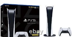 Sony PlayStation 5 Digital Edition IN STOCK Ready to Ship Brand New Sealed