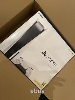 Sony PlayStation 5 Disc Edition IN STOCK Ready to Ship Brand New Sealed