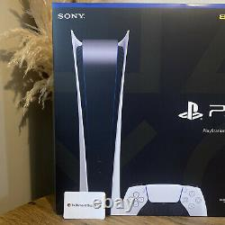 Sony PlayStation 5 PS5 Console Digital BRAND NEW SEALED FAST FREE DELIVERY