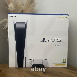 Sony PlayStation 5 PS5 Console Disc BRAND NEW & SEALED FAST FREE DELIVERY