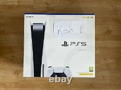 Sony PlayStation 5 PS5 Disc Console BRAND NEW & SEALED IN STOCK NOW