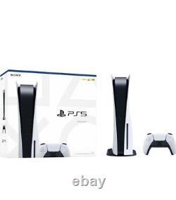 Sony PlayStation 5 PS5 Video Game Console DISC VERSION (New, Sealed and In Hand)