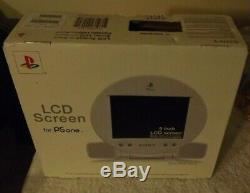 Sony PlayStation LCD Screen (PS One) new sealed